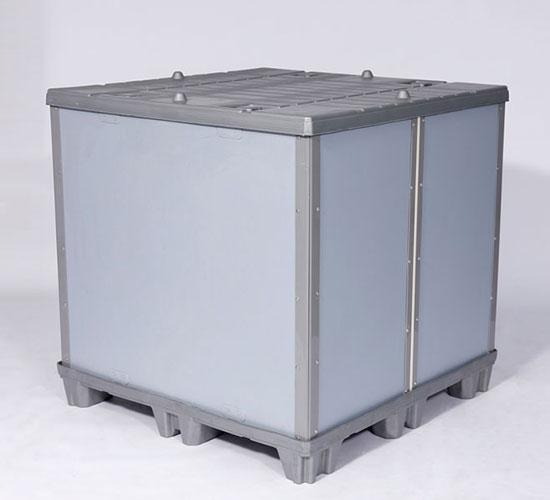 异形包边重型围板箱